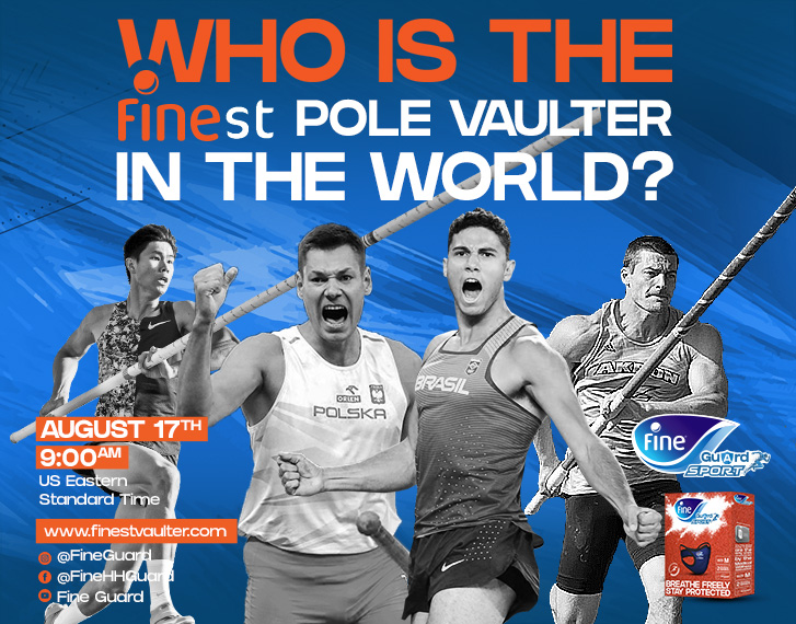 Who is the FINEst Poler Vauler?